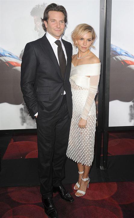 American Sniper : Photo promotionnelle Bradley Cooper, Sienna Miller