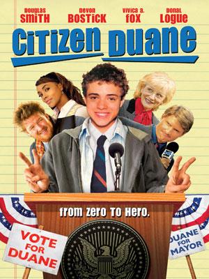 Citizen Duane : Affiche