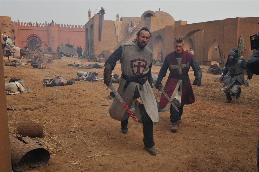 Croisades : Photo Hayden Christensen, Nicolas Cage