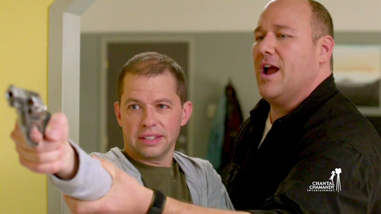 Hit by Lightning : Photo Jon Cryer, Will Sasso
