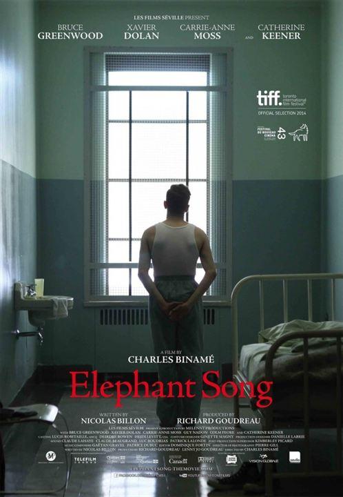 La Chanson de l'éléphant : Affiche