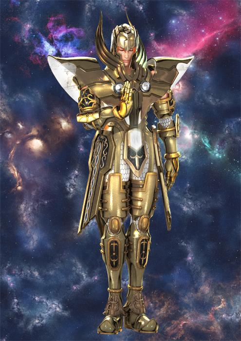 chevalier du zodiaque sanctuaire