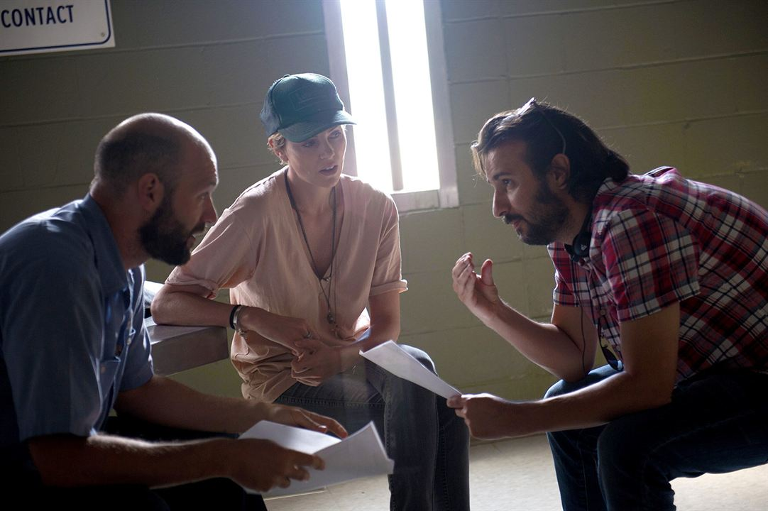 Dark Places : Photo Charlize Theron, Corey Stoll, Gilles Paquet-Brenner