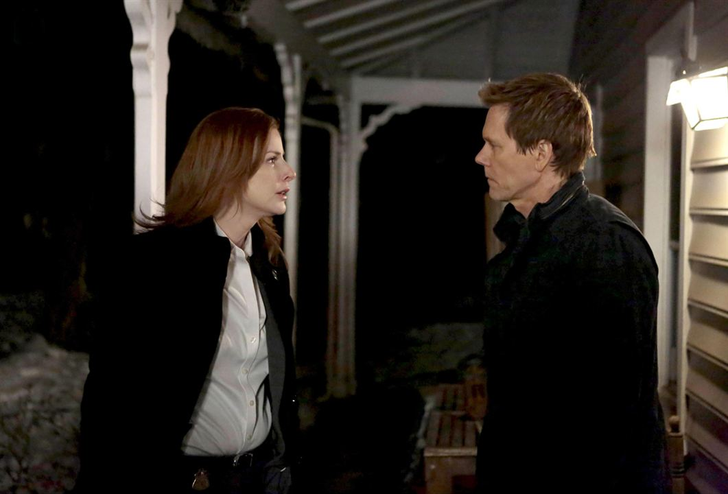 Photo Diane Neal, Kevin Bacon