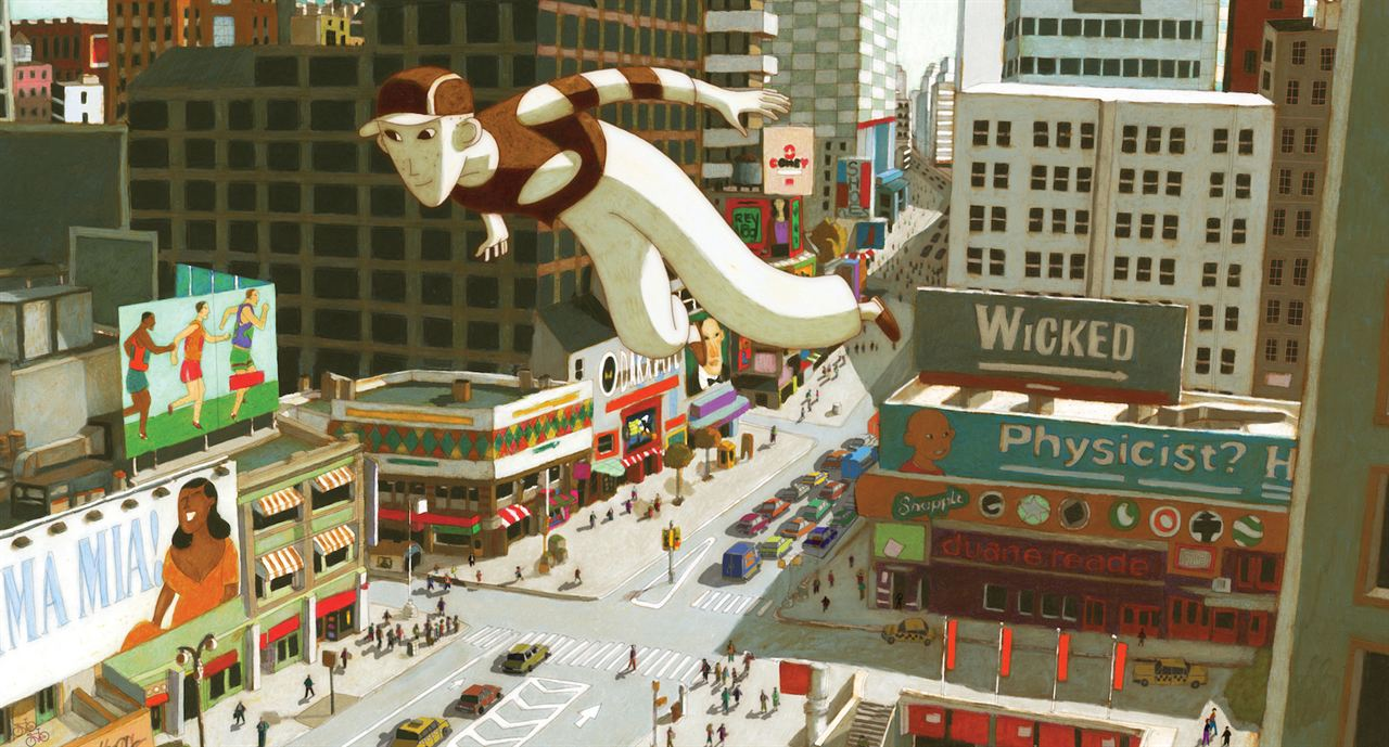 Phantom Boy : Photo
