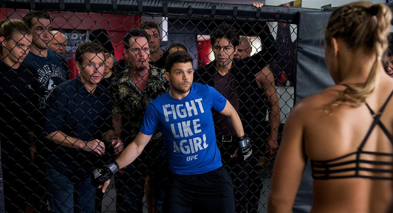 Entourage : Photo Adrian Grenier, Jerry Ferrara, Kevin Connolly, Kevin Dillon, Ronda Rousey