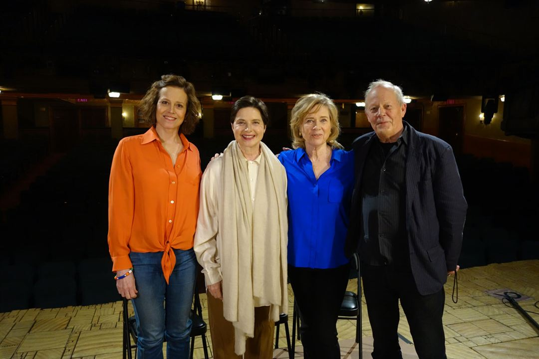 Je suis Ingrid : Photo Isabella Rossellini, Liv Ullmann, Sigourney Weaver