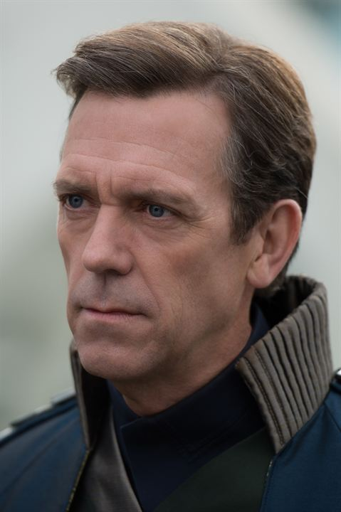À la poursuite de demain : Photo Hugh Laurie