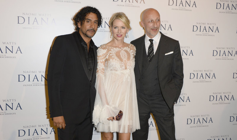 Diana : Photo promotionnelle Naomi Watts, Naveen Andrews, Oliver Hirschbiegel