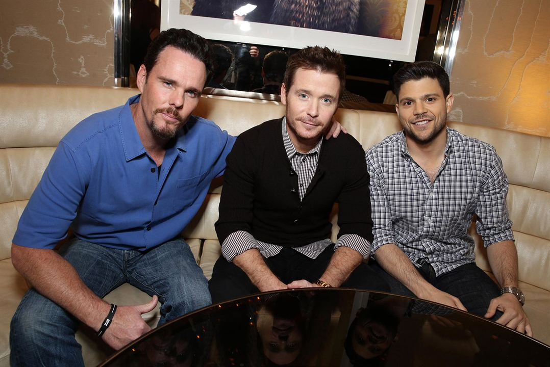 Entourage : Photo promotionnelle Jerry Ferrara, Kevin Connolly, Kevin Dillon