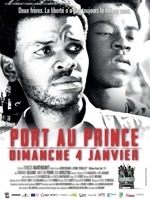Port-au-Prince, Dimanche 4 Janvier : Affiche