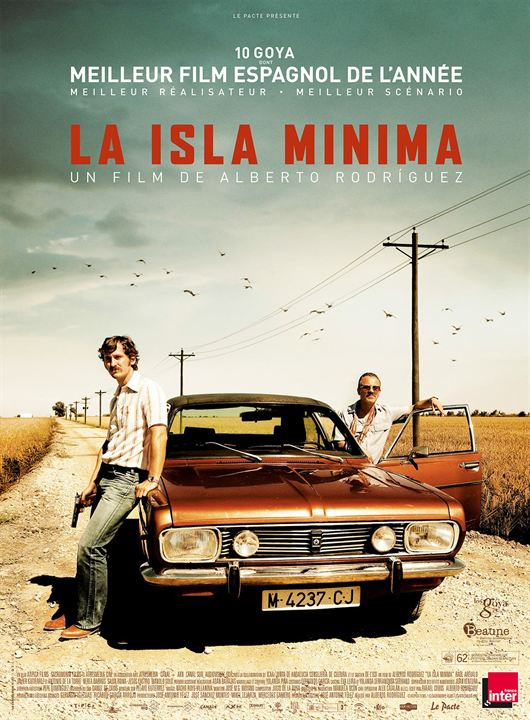 La Isla mínima : Affiche