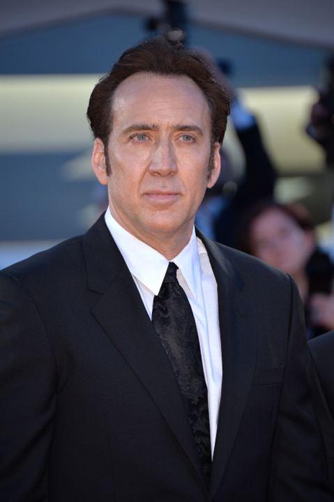 Photo promotionnelle Nicolas Cage