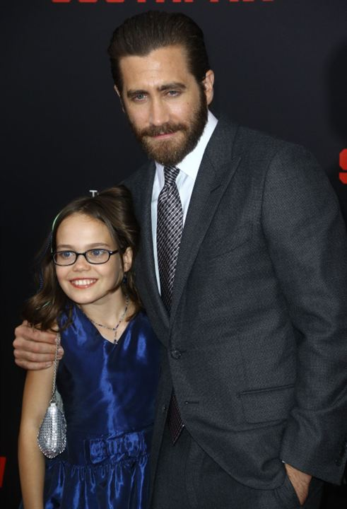 La Rage au ventre : Photo promotionnelle Jake Gyllenhaal, Oona Laurence