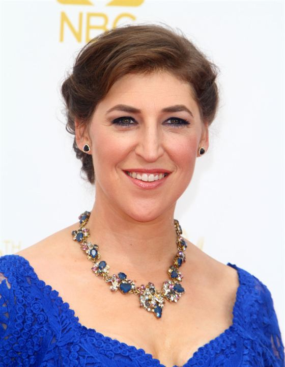 Photo promotionnelle Mayim Bialik