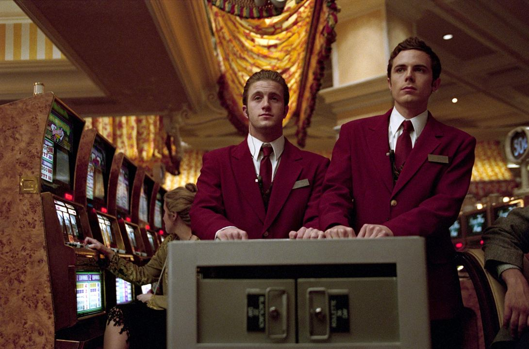 Ocean's Eleven : Photo Casey Affleck, Scott Caan