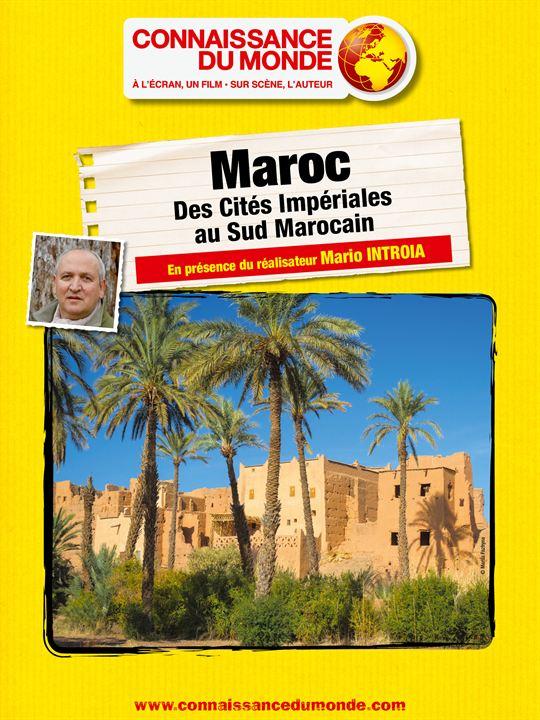 Affiche du film maroc des cit s imp riales au sud for Film chambre 13 marocain