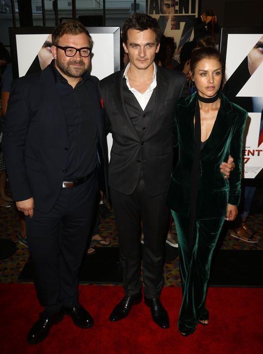 Hitman: Agent 47 : Photo promotionnelle Aleksander Bach, Hannah Ware, Rupert Friend
