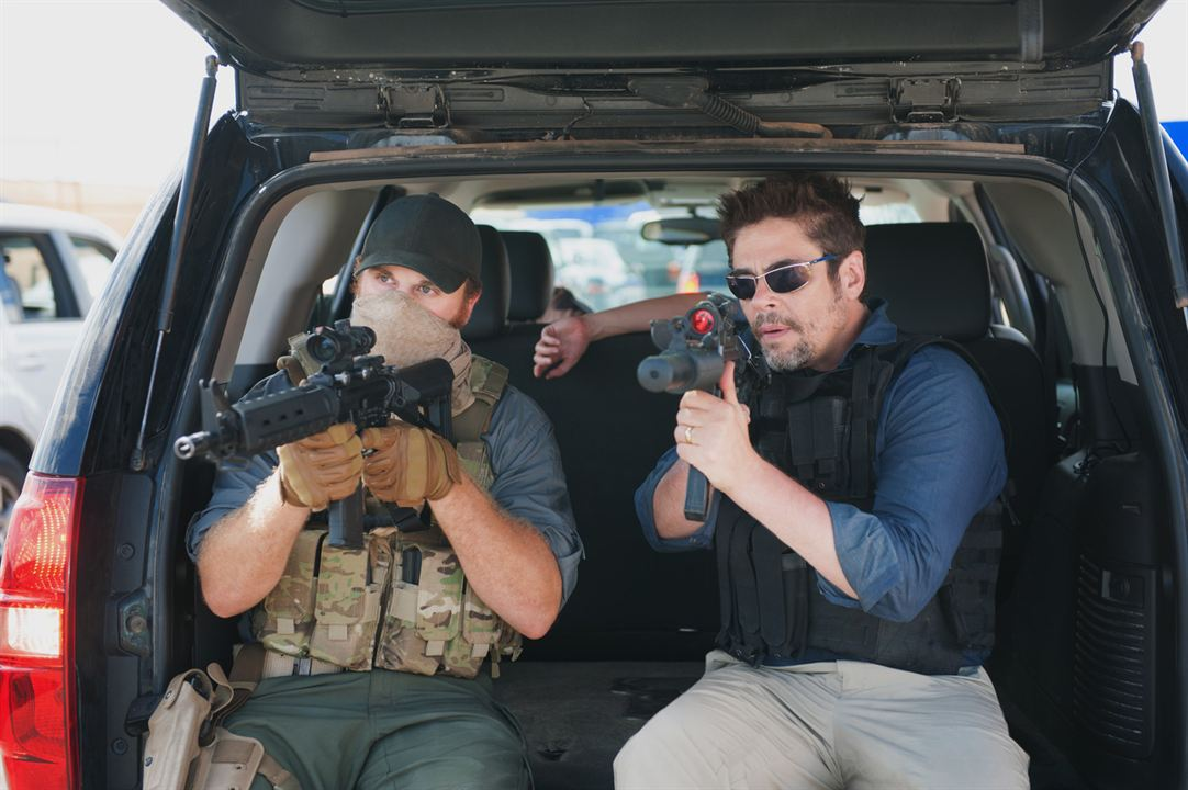 Sicario : Photo Benicio Del Toro