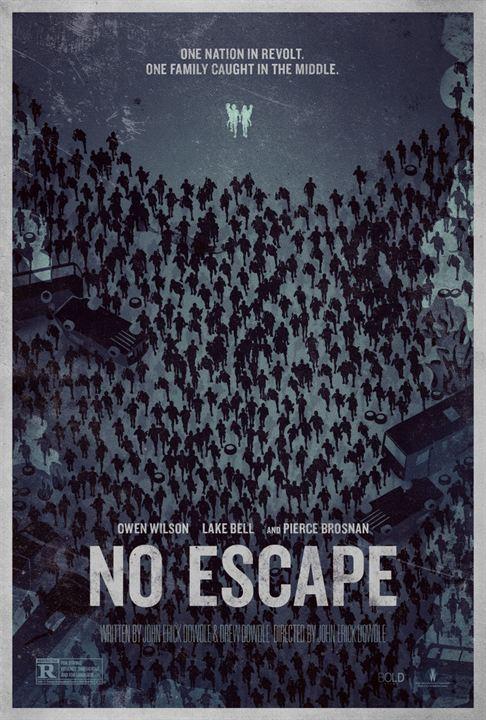 No Escape : Affiche