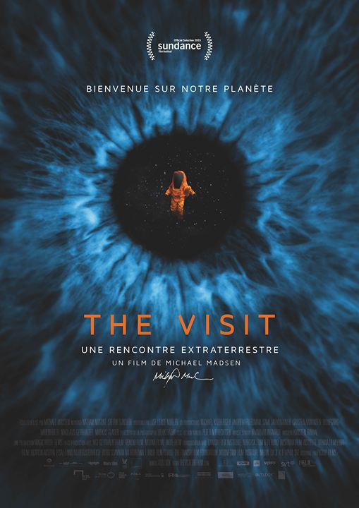 The Visit - une rencontre extraterrestre : Affiche