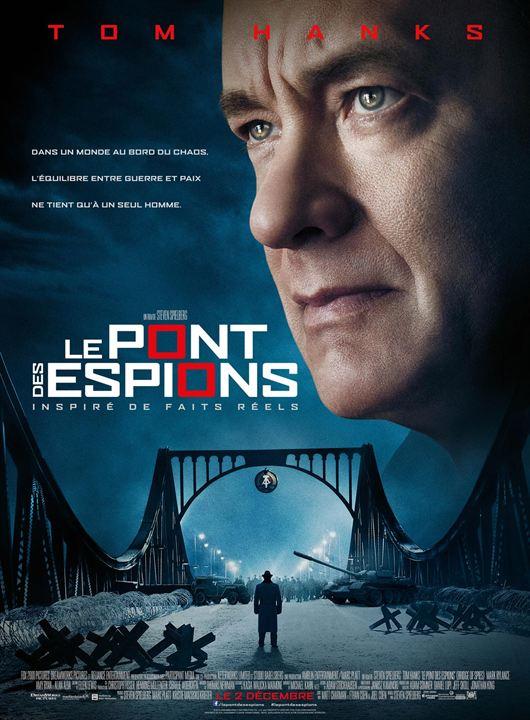 Le Pont des Espions : Affiche