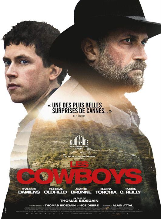 Les Cowboys (2015) affiche