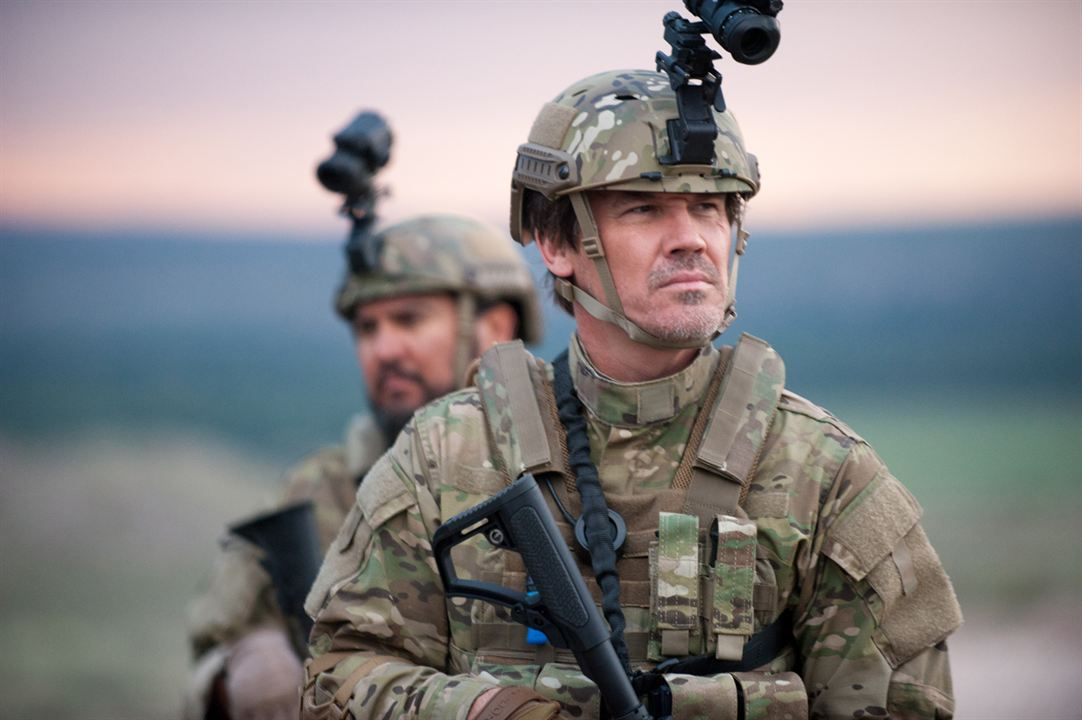 Sicario : Photo Josh Brolin