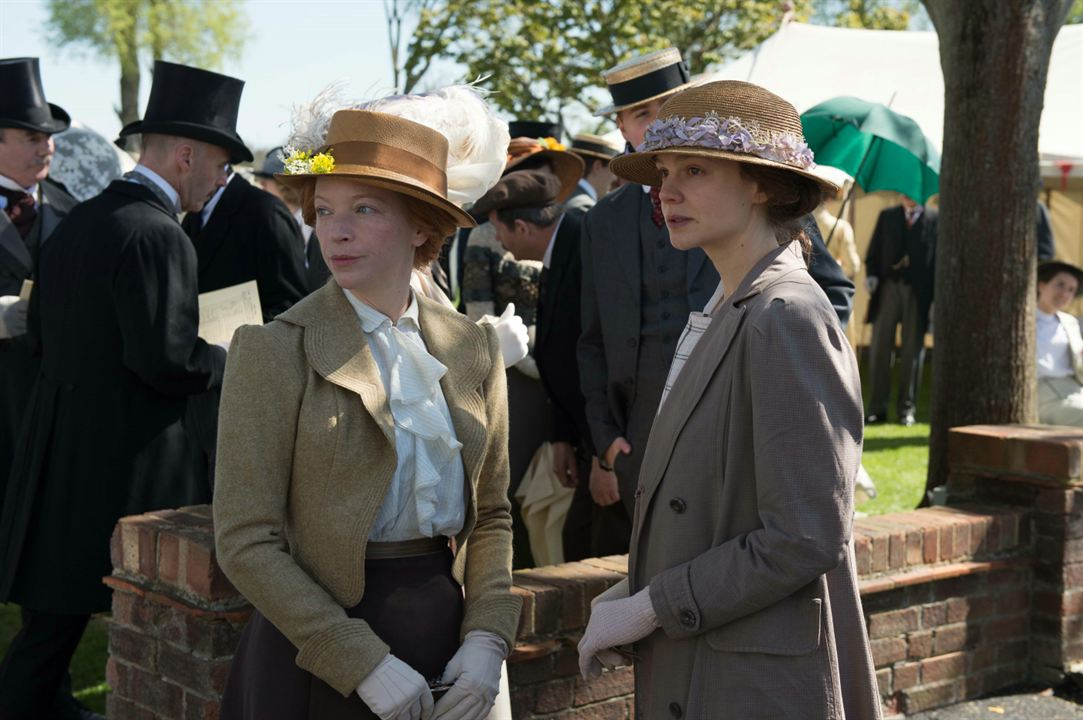 Les Suffragettes : Photo Carey Mulligan, Natalie Press