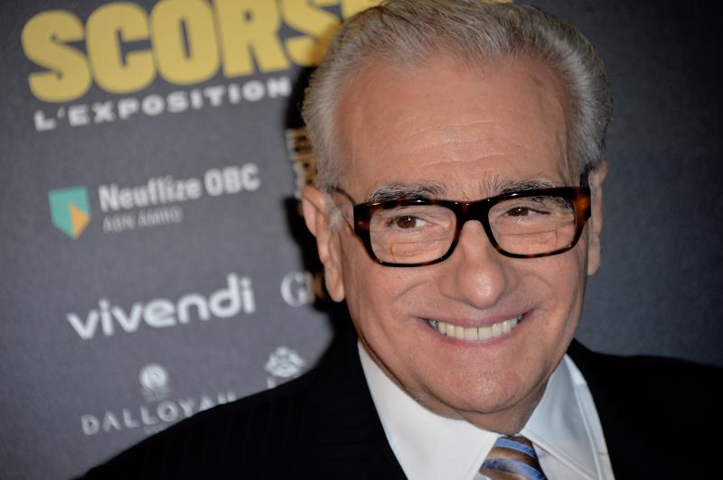 Photo promotionnelle Martin Scorsese