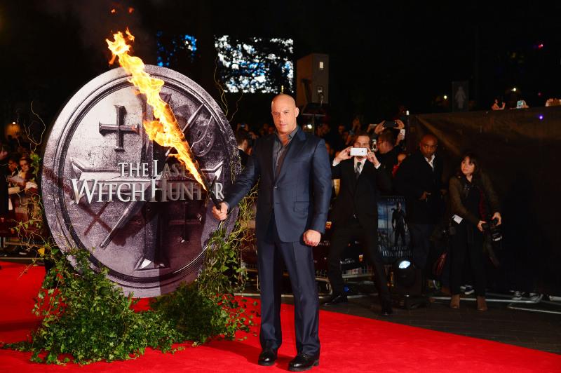Le Dernier chasseur de sorcières : Photo promotionnelle Vin Diesel