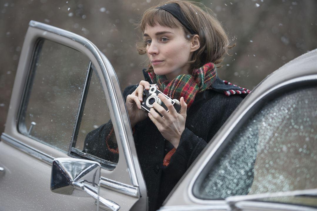 Carol : Photo Rooney Mara  ©Number 9 Films Ltd. / Wilson Webb