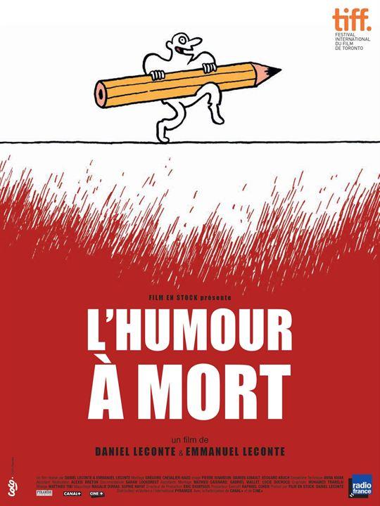 L'Humour à mort : Affiche