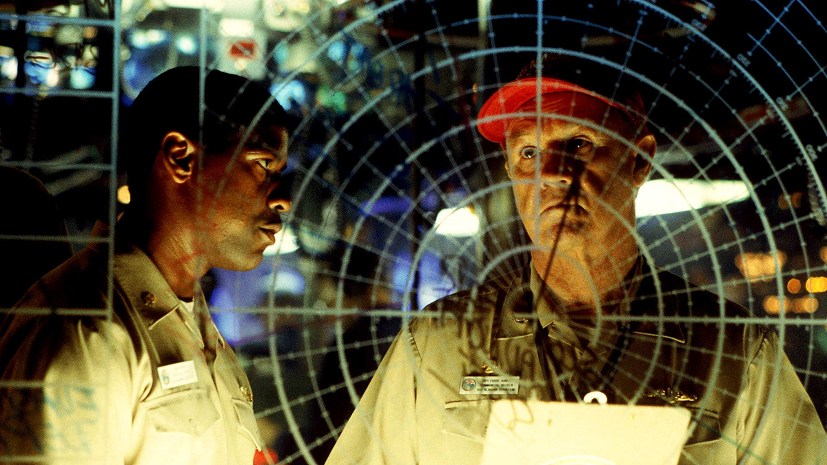USS Alabama : Photo Denzel Washington, Gene Hackman