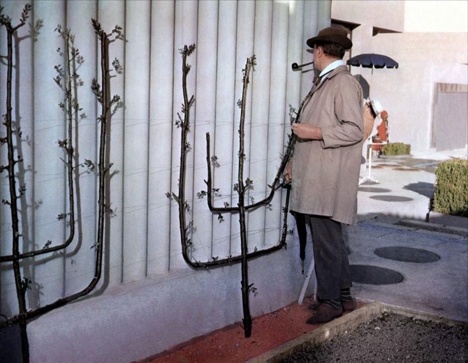 Mon oncle : Photo Jacques Tati