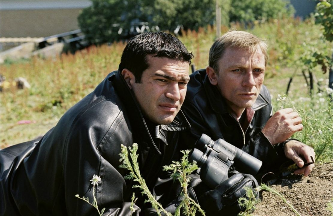 Layer Cake : Photo Daniel Craig, Tamer Hassan