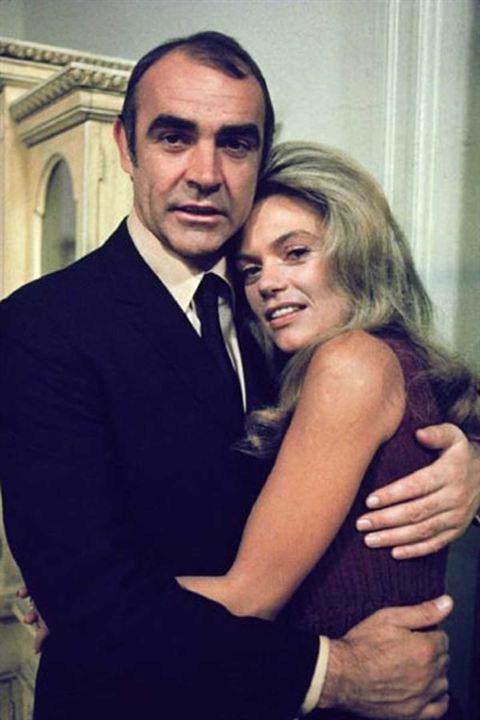 Le Gang Anderson : Photo Dyan Cannon, Sean Connery