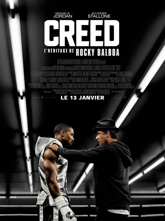 Creed Bluray