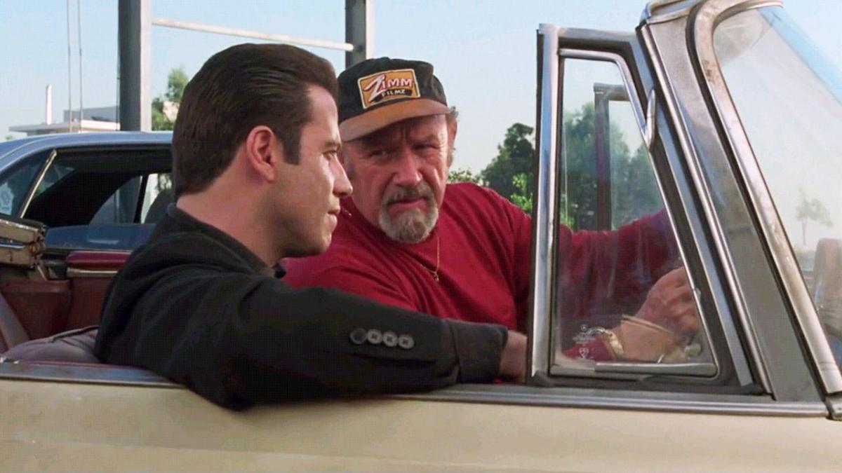 Get Shorty : Photo Gene Hackman, John Travolta
