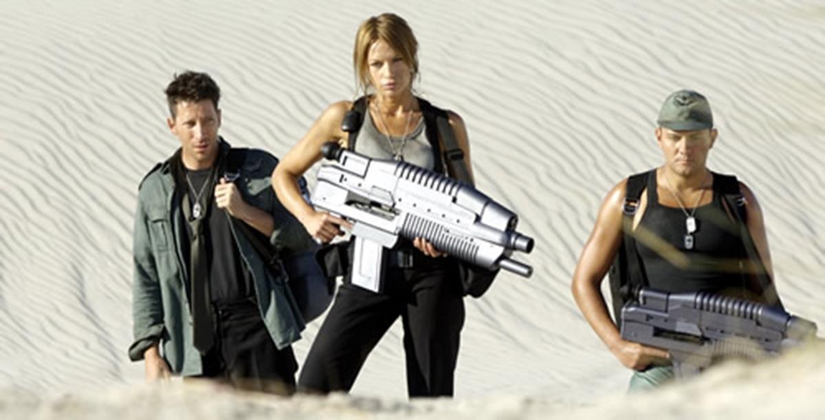 Starship Troopers 3 : Photo Jolene Blalock