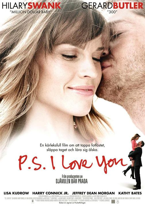P.S. I Love You : Affiche