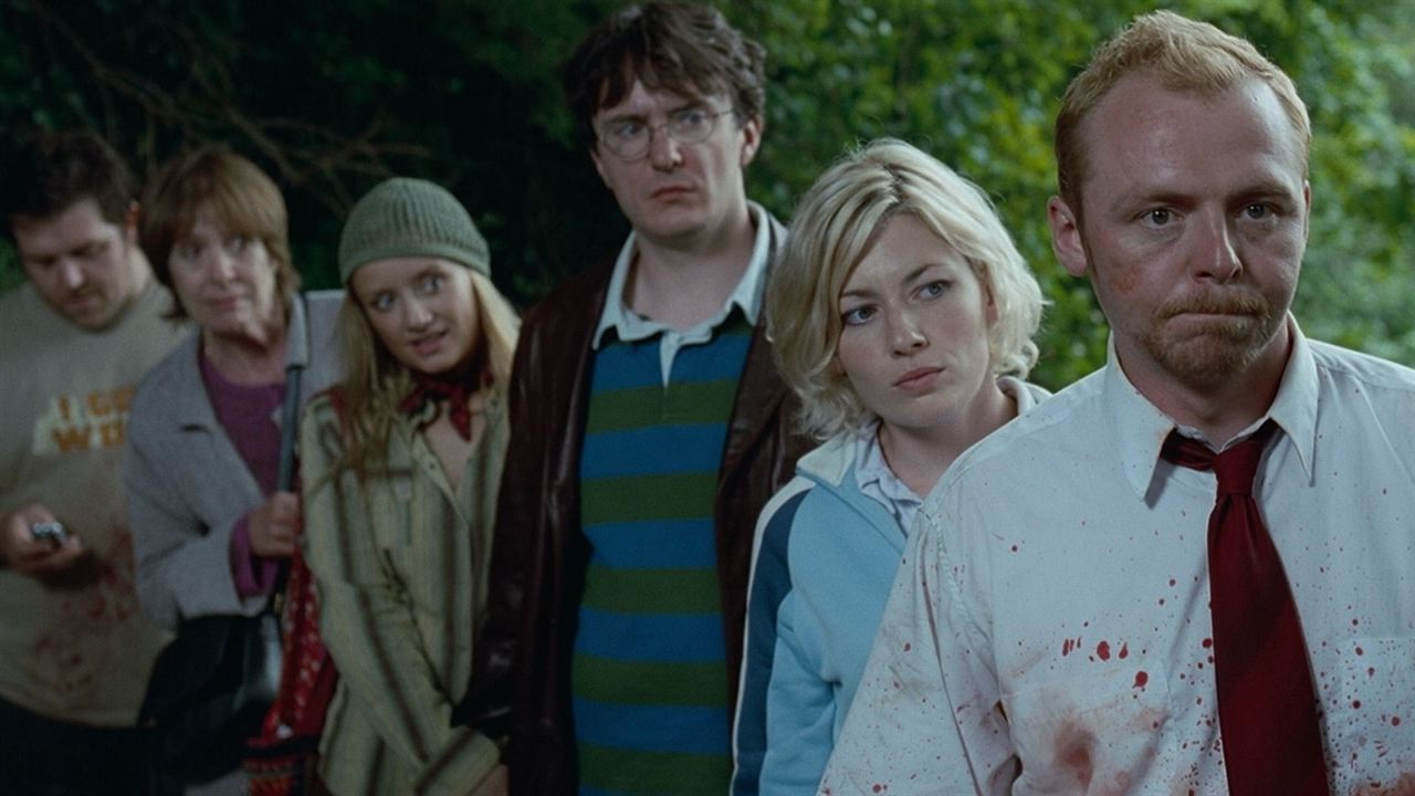 Shaun of the Dead : Photo Nick Frost