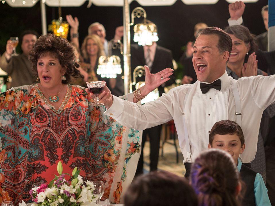 Mariage à la grecque 2 : Photo Lainie Kazan, Louis Mandylor