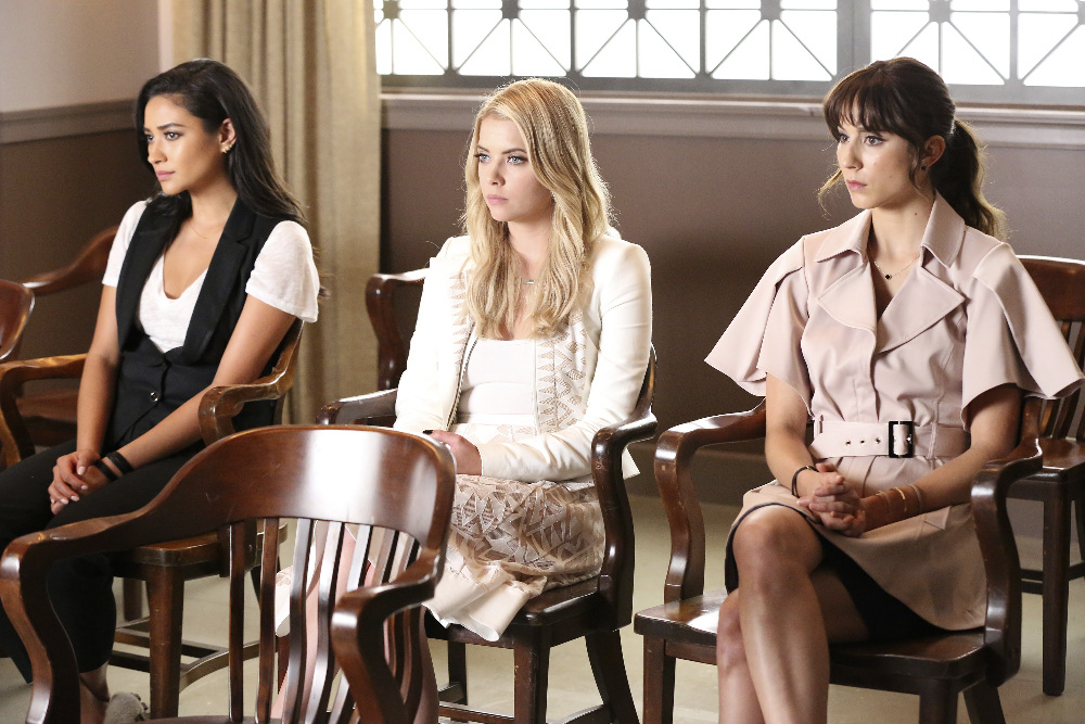 Photo Ashley Benson, Shay Mitchell, Troian Bellisario