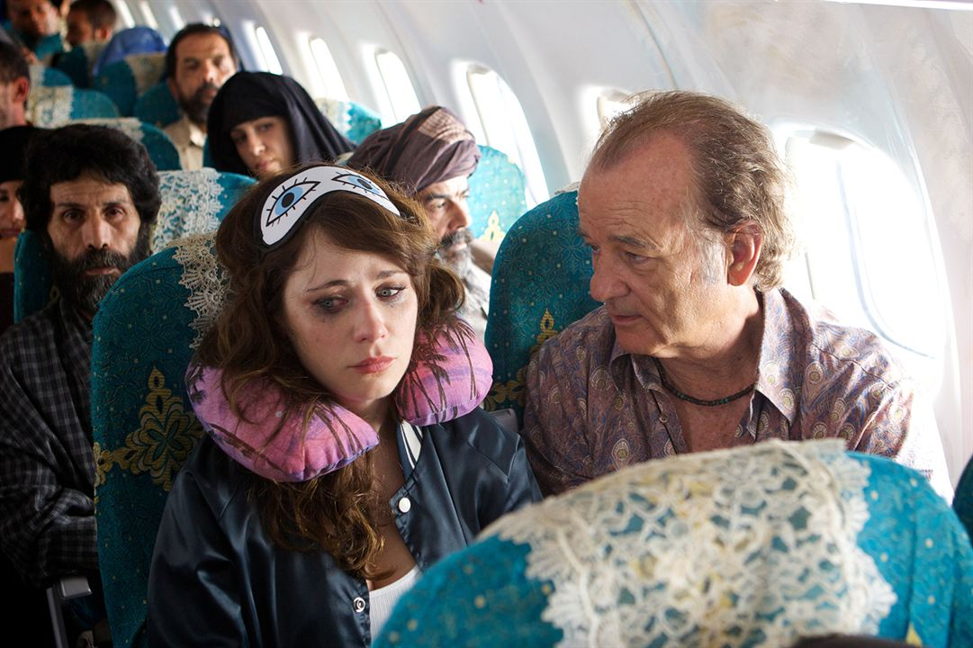 Rock The Kasbah : Photo Bill Murray, Zooey Deschanel