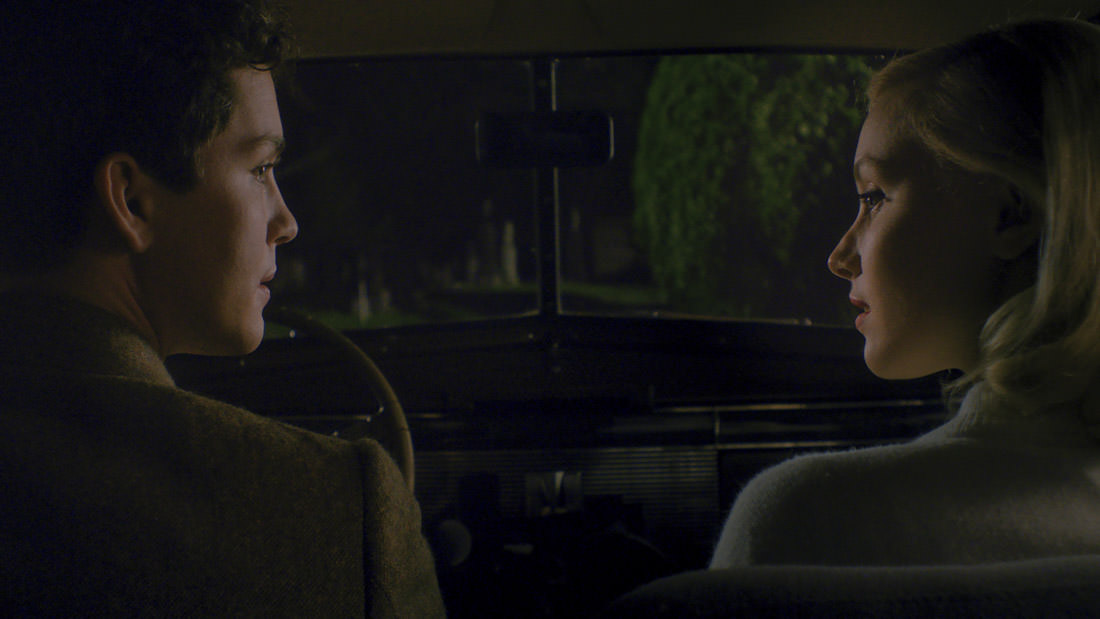 Indignation : Photo Logan Lerman, Sarah Gadon