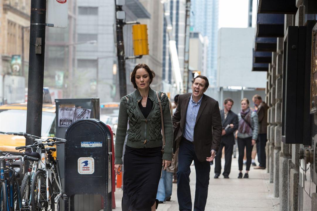 Pay The Ghost : Photo Nicolas Cage, Sarah Wayne Callies