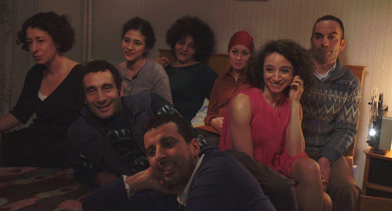 D'une pierre deux coups : Photo Brigitte Roüan, Samir Guesmi, Zinedine Soualem