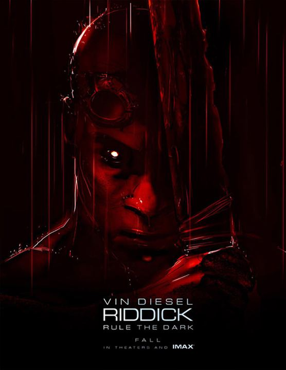 Riddick : Affiche