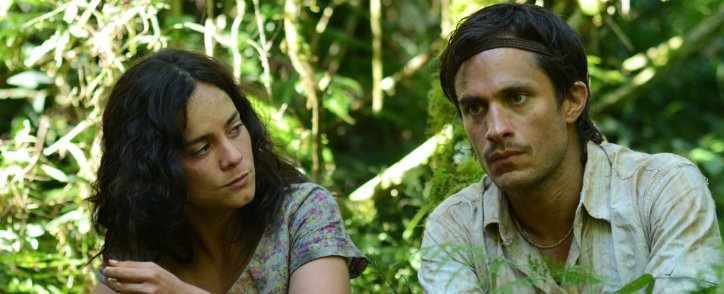 Photo Alice Braga, Gael García Bernal